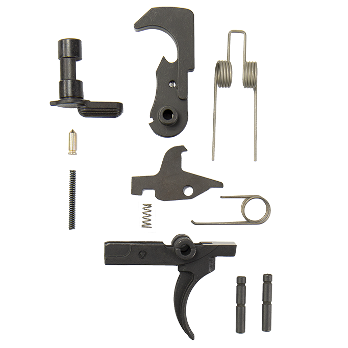 AR15 Fire Control Wind Chime Kit